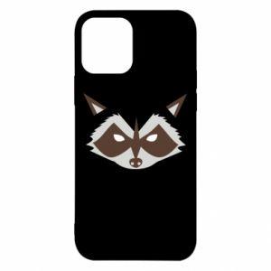 Etui na iPhone 12/12 Pro Angle Raccoon