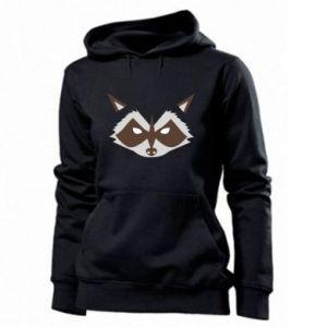 Damska bluza Angle Raccoon