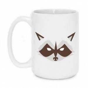 Kubek 450ml Angle Raccoon