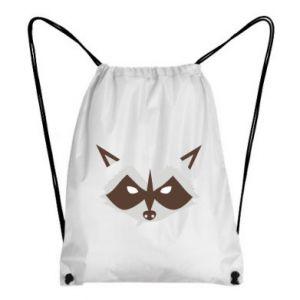 Plecak-worek Angle Raccoon