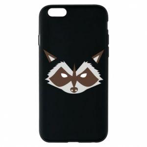 Etui na iPhone 6/6S Angle Raccoon