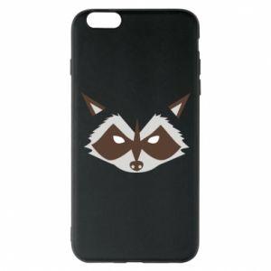Etui na iPhone 6 Plus/6S Plus Angle Raccoon