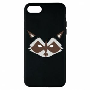 Etui na iPhone 7 Angle Raccoon