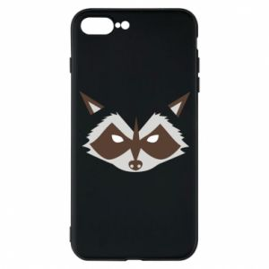 Etui na iPhone 7 Plus Angle Raccoon