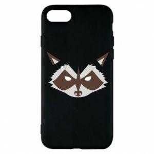 Etui na iPhone 8 Angle Raccoon