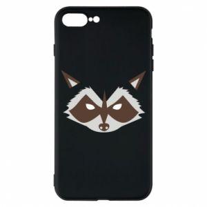 Etui na iPhone 8 Plus Angle Raccoon