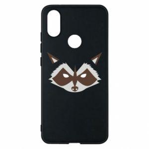 Etui na Xiaomi Mi A2 Angle Raccoon