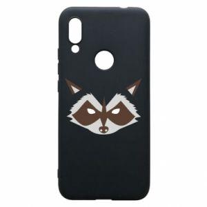 Etui na Xiaomi Redmi 7 Angle Raccoon