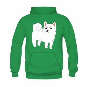 Bluza z kapturem dziecięca Angry dog