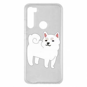 Etui na Xiaomi Redmi Note 8 Angry dog