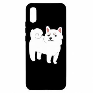 Etui na Xiaomi Redmi 9a Angry dog