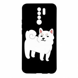 Etui na Xiaomi Redmi 9 Angry dog