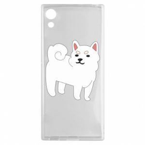 Etui na Sony Xperia XA1 Angry dog