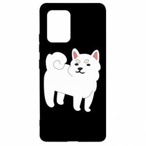 Etui na Samsung S10 Lite Angry dog