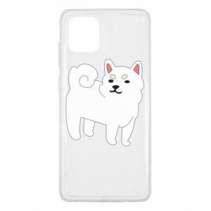 Etui na Samsung Note 10 Lite Angry dog
