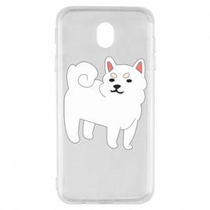 Etui na Samsung J7 2017 Angry dog