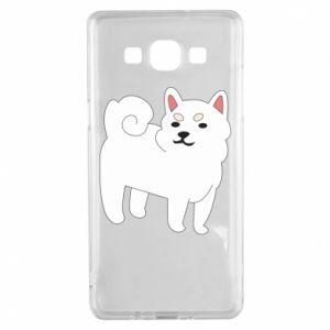 Etui na Samsung A5 2015 Angry dog