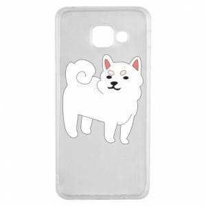 Etui na Samsung A3 2016 Angry dog