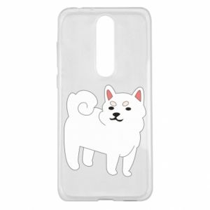Etui na Nokia 5.1 Plus Angry dog