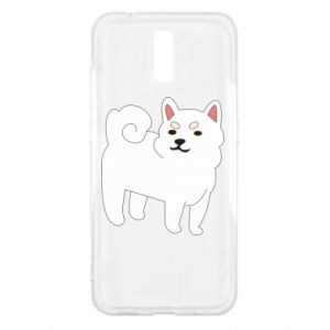 Etui na Nokia 2.3 Angry dog