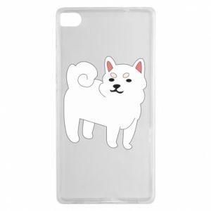Etui na Huawei P8 Angry dog