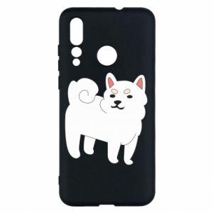 Etui na Huawei Nova 4 Angry dog