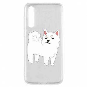 Etui na Huawei P20 Pro Angry dog