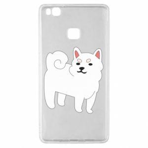 Etui na Huawei P9 Lite Angry dog