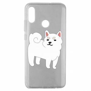 Etui na Huawei Honor 10 Lite Angry dog