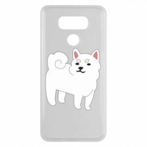 Etui na LG G6 Angry dog