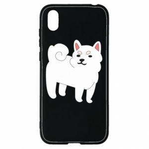 Etui na Huawei Y5 2019 Angry dog