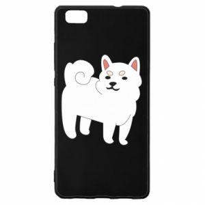 Etui na Huawei P 8 Lite Angry dog