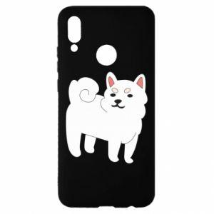 Etui na Huawei P Smart 2019 Angry dog