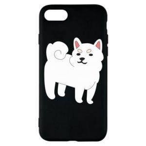 Etui na iPhone SE 2020 Angry dog