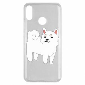 Etui na Huawei Y9 2019 Angry dog