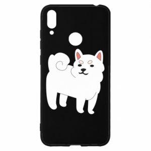 Etui na Huawei Y7 2019 Angry dog