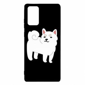 Etui na Samsung Note 20 Angry dog