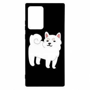 Etui na Samsung Note 20 Ultra Angry dog