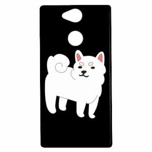 Etui na Sony Xperia XA2 Angry dog