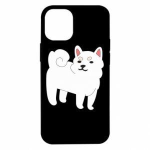 Etui na iPhone 12 Mini Angry dog