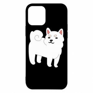 Etui na iPhone 12/12 Pro Angry dog