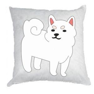 Poduszka Angry dog