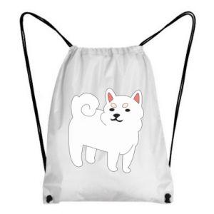 Plecak-worek Angry dog