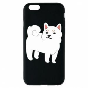 Etui na iPhone 6/6S Angry dog