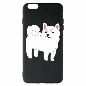Etui na iPhone 6 Plus/6S Plus Angry dog