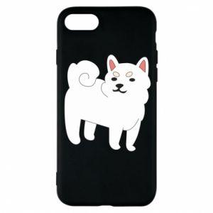 Etui na iPhone 8 Angry dog