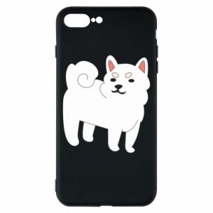 Etui na iPhone 8 Plus Angry dog