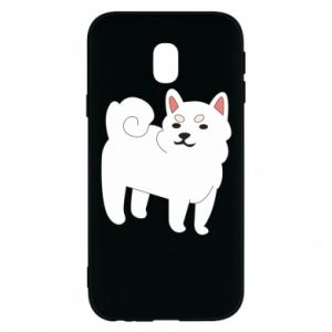Etui na Samsung J3 2017 Angry dog