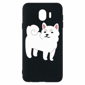 Etui na Samsung J4 Angry dog