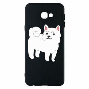 Etui na Samsung J4 Plus 2018 Angry dog